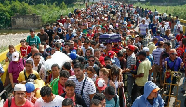 FRONTERA: Ciudades capitales fronterizas tendrán tratamiento especial como la migración en  Colombia.