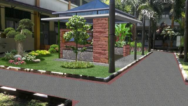 Manfaat Dan Tips Membuat Desain Taman Sekolah | Pengadaan (Eprocurement)