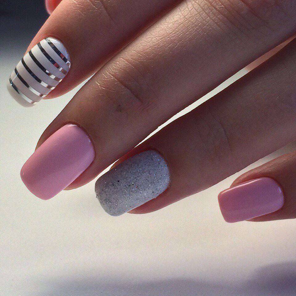 15 Easy Flower Nail Art Designs | trends4everyone
