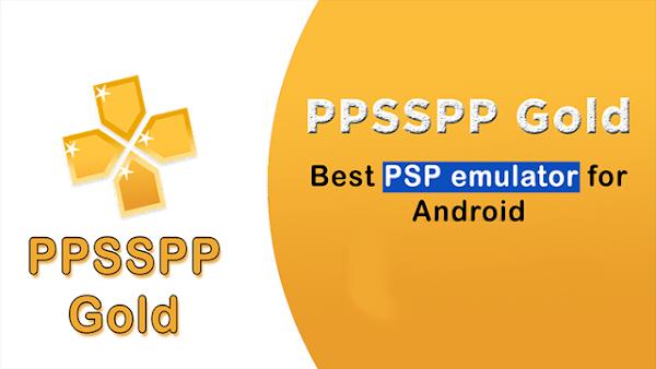 PPSSPP Gold - PSP emulator 1.9.4 APK