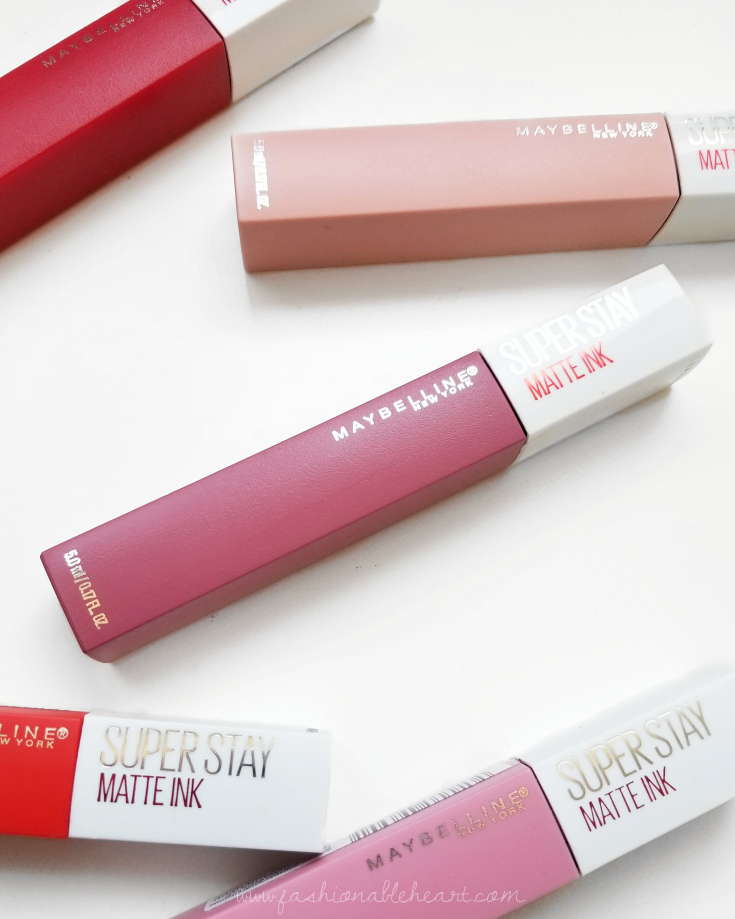 bblogger, bbloggers, bbloggerca, canadian beauty bloggers, beauty blog, southern blogger, lifestyle blog, maybelline, superstay, matte ink, lover, swatch, review, super stay matte ink, stay all day, staying power