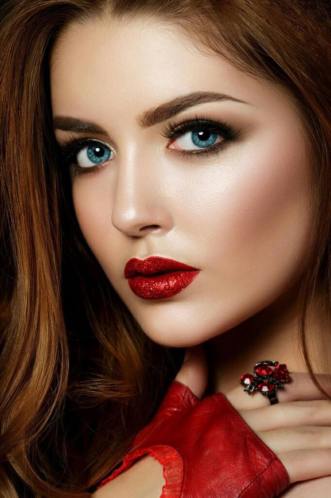Beautiful Girl Eyes DP 2020