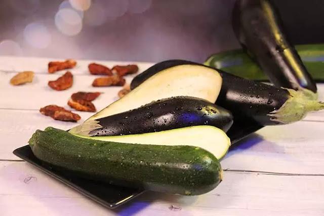 Eggplant beans