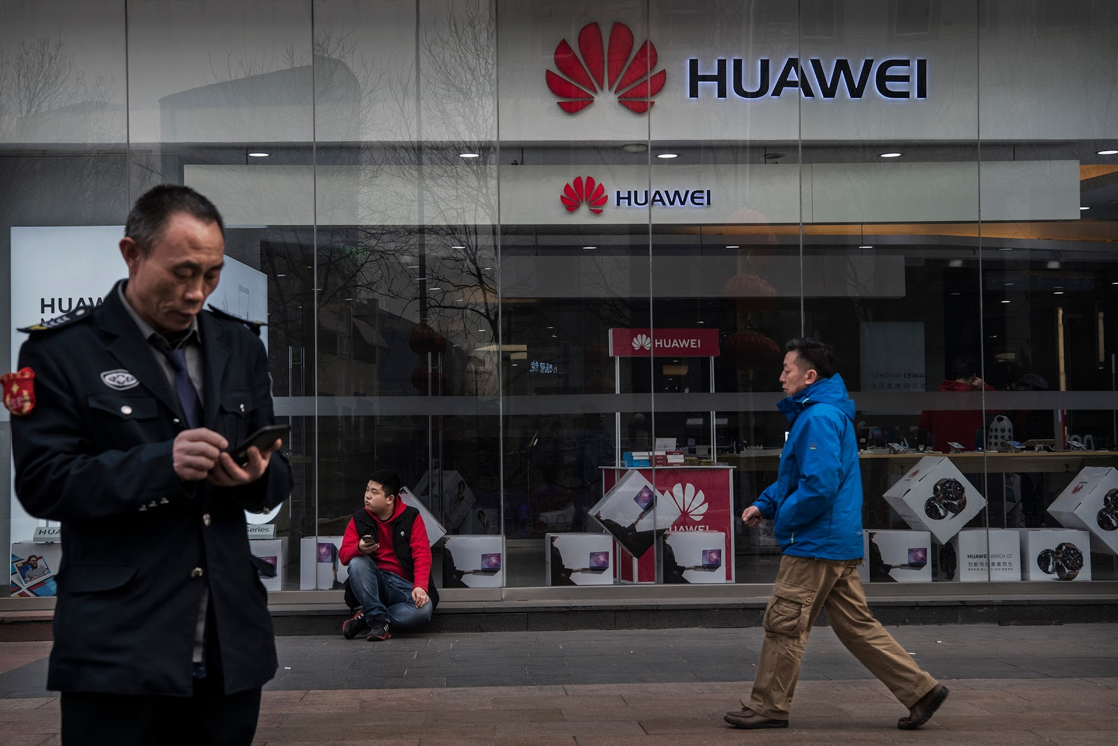 Trump Claimed Huawei Owned By Chinese Military