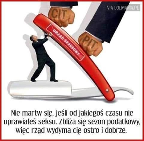 Dymanie przez PiS Polaków i nie tylko