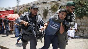 Begini Nasib Tahanan Anak Palestina di Penjara Israel Dalam Situasi Covid-19