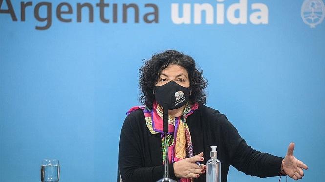 """Ni Pfizer pidió los glaciares ni el Gobierno pidió coimas"", afirmó la ministra Vizzotti"