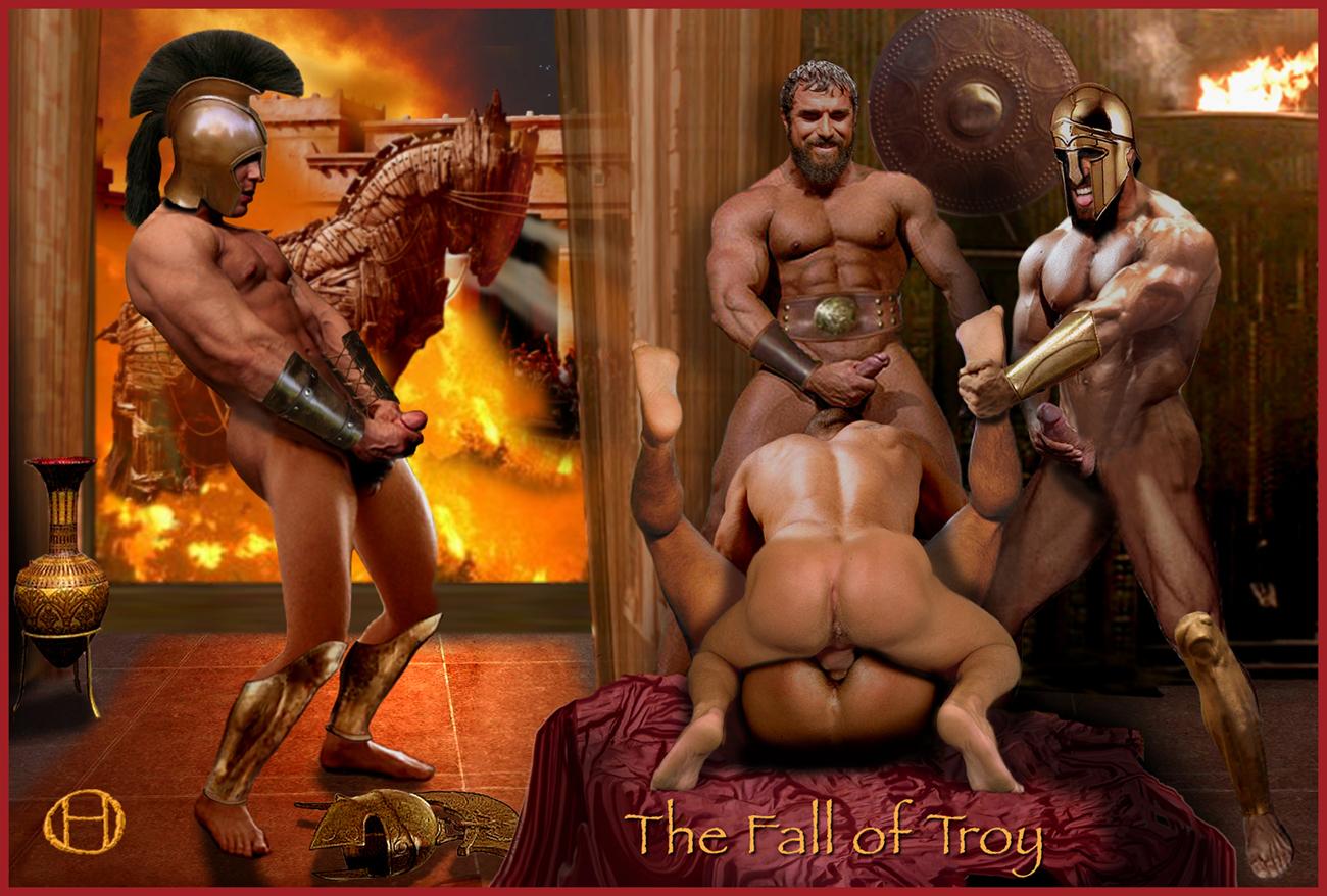 лучше расположиться голые воины-спартанцы трахаются этих категориях спорят