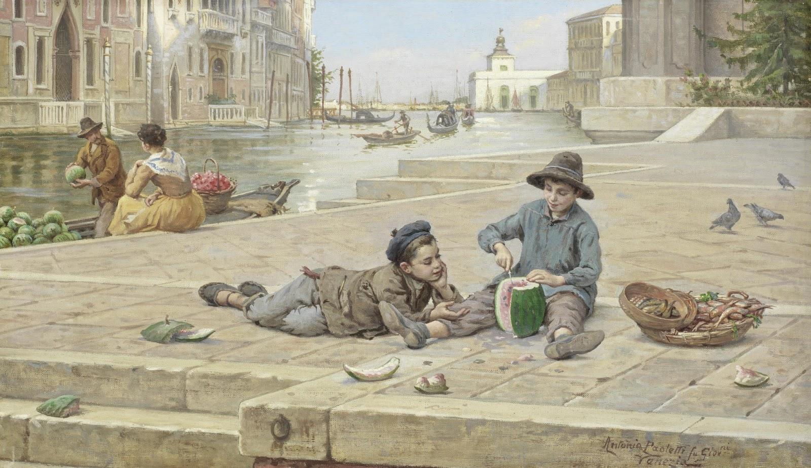 Antonio Ermolao Paoletti (1834-1912)