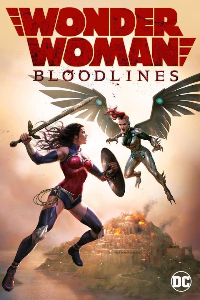 Movie: Wonder Woman: Bloodlines (2019)