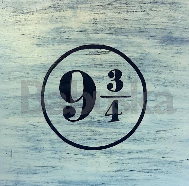 Cuadro 9 3/4 – Harry Potter (B1521) Babuska