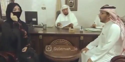 فصل قاضي في القصيم  طلق زوج من زوجته ثم تزوجها مسيارآ