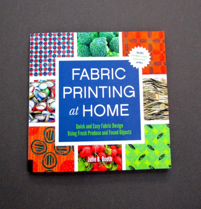 fabric printing at home, julie booth
