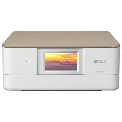 Epson Colorio EP-881ANドライバーのダウンロード