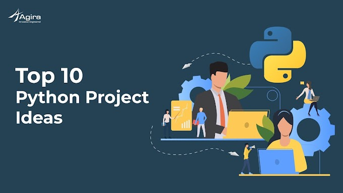 10 Great Python Project Ideas for Python Developers