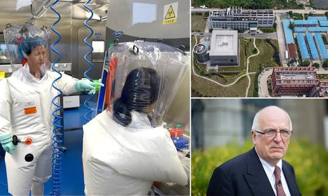 Mantan Kepala MI6: Virus Corona Keluar dari Lab Wuhan Tak Sengaja