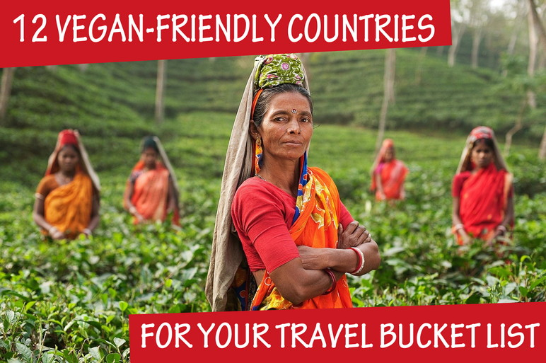 top vegan friendly countries