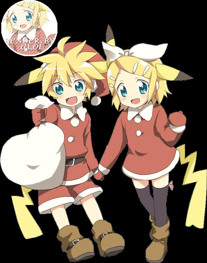 Render Rin y Len