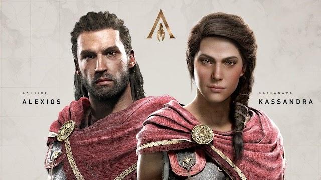 Кто лучше Алексиос или Кассандра в Assassin's Creed Odyssey