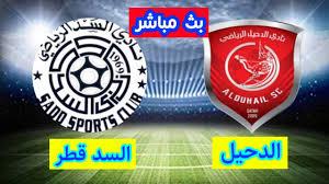 مشاهدة مباراة الدحيل والسد بث مباشر بتاريخ 06-08-2019 دوري أبطال آسيا
