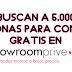 ¿Quieres comprar gratis en Showroomprive? Buscan a 5000 probadoras