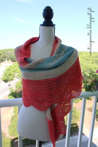 Xaile Alfama - Crochetando e tricotando