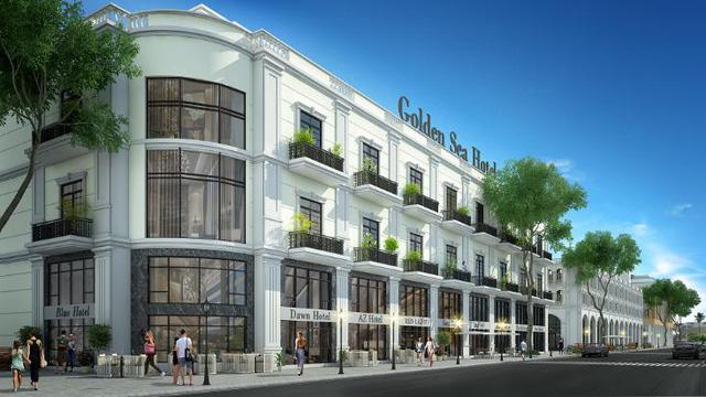 Shophouse Tuần Châu Marina