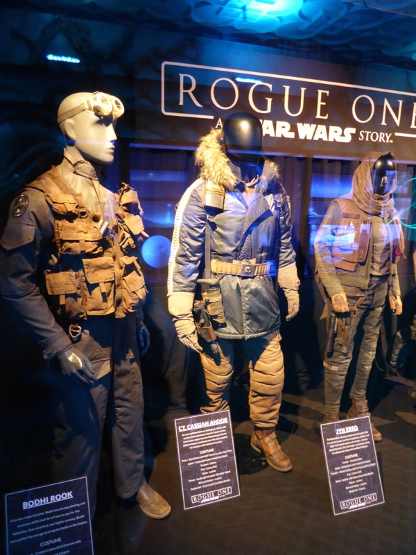 Rogue One Star Wars costumes