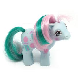 My Little Pony Baby Sister Sweet Celebrations Year Seven UK Loving Family Ponies G1 Pony