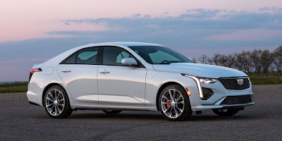 2020 Cadillac CT4 Review, Specs, Price