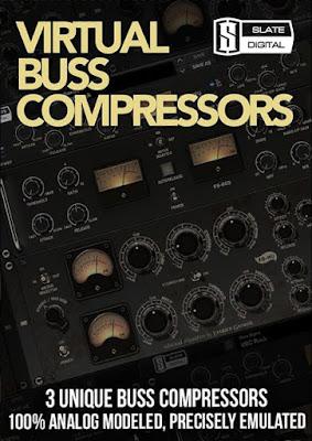 Cover Box do Plugin Slate Digital - Virtual Buss Compressors 2020.12