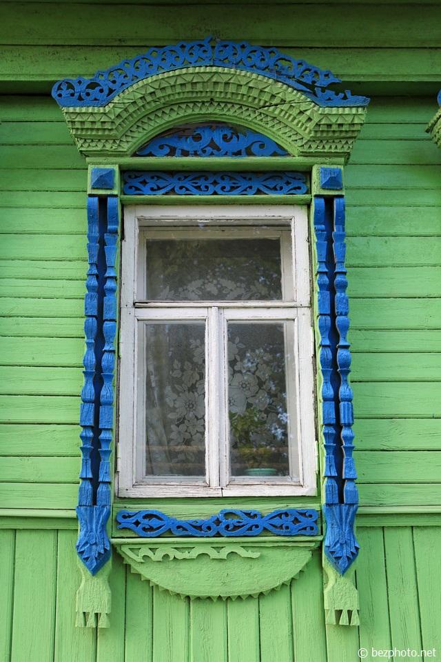 резные наличники на окна фото