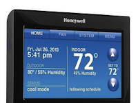 Honeywell TH9320WFV6007 Wi-Fi 9000 Setup