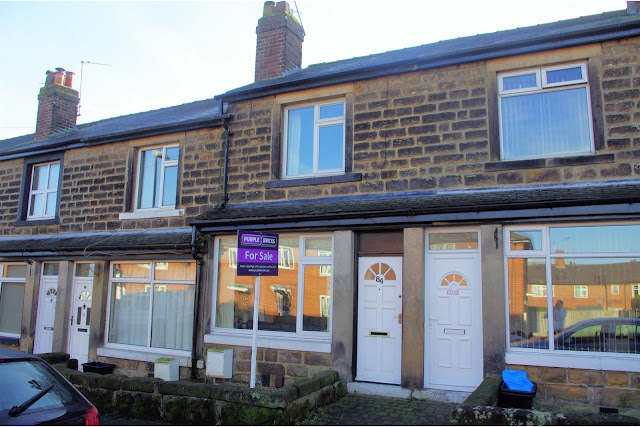 Harrogate Property News - 2 bed terraced house for sale Butler Road, Harrogate HG1