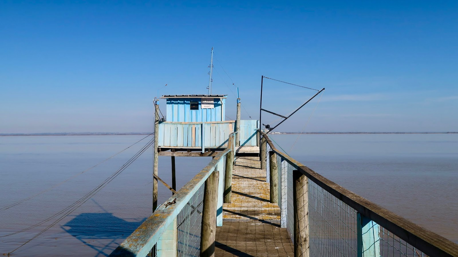 estuaire gironde photos carrelets