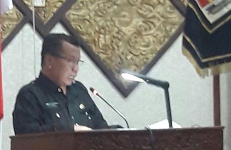 Elly Thrisyanti Harapkan Tahun 2018 DPRD dan Pemko Padang Dapat Melanjutkan Kebersamaan