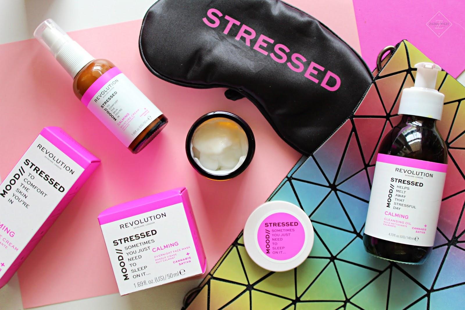 Kosmetyki do pielęgnacji twarzy REVOLUTION SKINCARE - MOOD / STRESSED