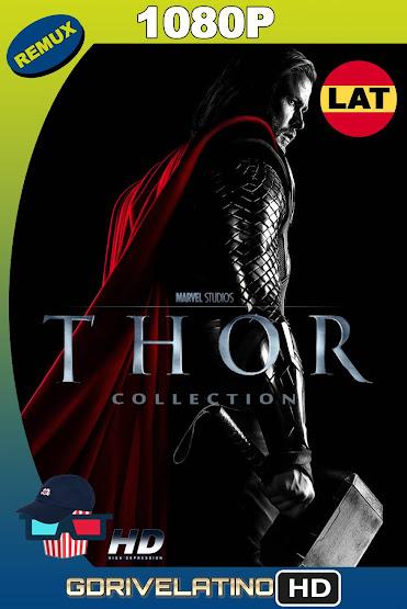 Thor Colección (2011-2017) BDRemux 1080p Latino-Ingles MKV
