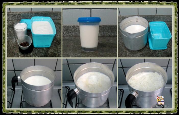 Doce de leite talhado ou doce de rolha 3
