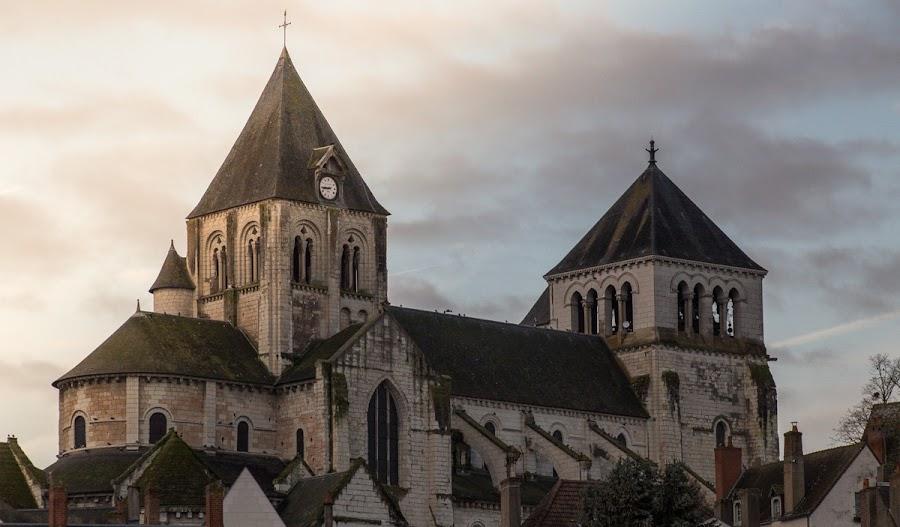 Collégiale Saint-Aignan
