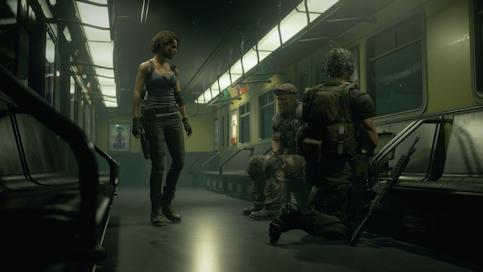 Test PS4 Resident Evil 3