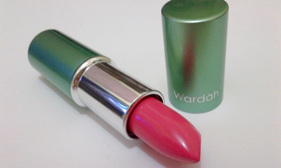Review dan harga wardah exclusive lipstick no 21