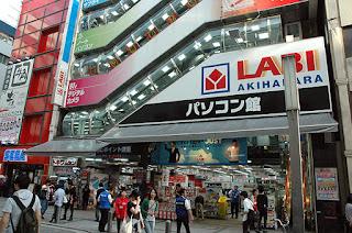Labi-Akihabara - Jepang