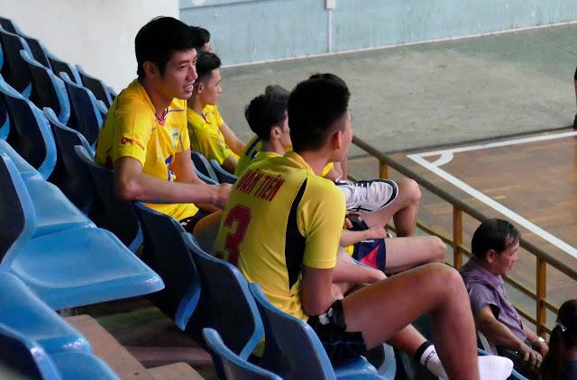Cựu tuyển thủ Phạm Thái Hưng về với ĐKVĐ TPHCM