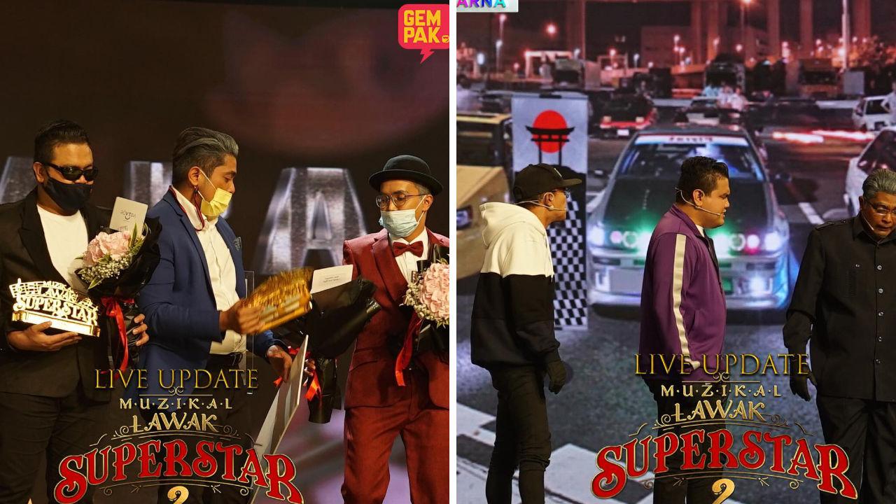 Tahniah HEART! Dinobatkan Sebagai Juara Muzikal Lawak Superstar 2