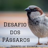 Apresentação Desafio dos Pássaros - Desafio de escrita durante 17 semanas