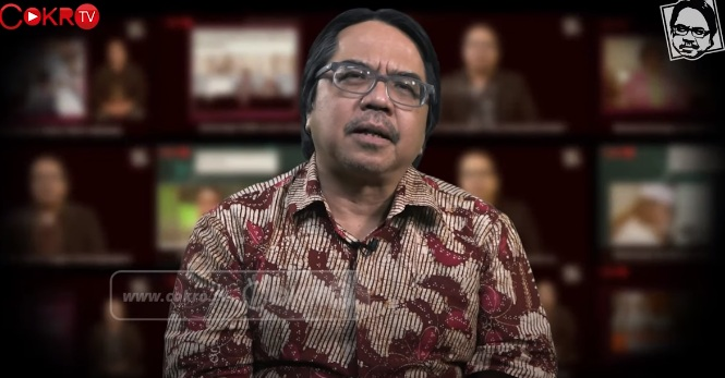 Ade Armando: Dapat Restu Jokowi, Belasan Juta Tentara China Bersiap Masuk Indonesia