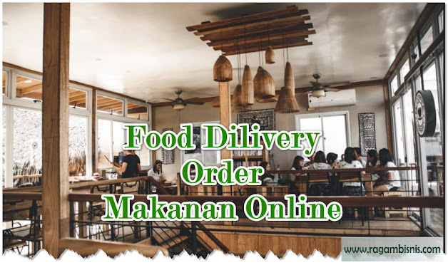 Food Dilivery Order Makanan Online
