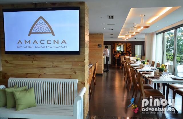Amacena by Chef Luigi Mulach Tagaytay Restaurants