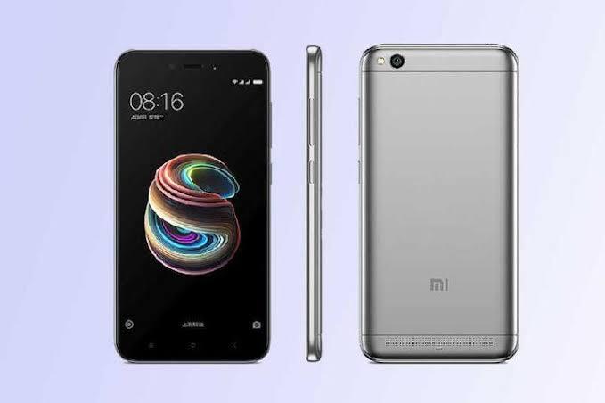 Xiaomi Redmi 5A HP dibawah 1 jutaan